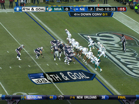 Video - New England Patriots running back Stevan Ridley 1-yard touchdown run