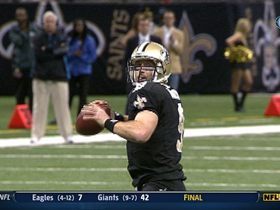 Video - Week 17: Drew Brees highlights
