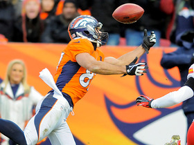 Video - WK17 Can't-Miss Play : Decker's amazing one-handed TD snag