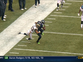 Video - Seattle Seahawks tight end Anthony McCoy 49-yard catch