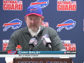 Video - Bills postgame press conference