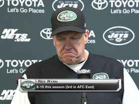 """Video - Rex Ryan: 'If I thought Tebow could help us win, I would have played him"""""""