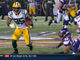 Watch: Jennings 45-yard catch-and-run
