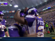 Watch: Peterson 2-yard touchdown catch