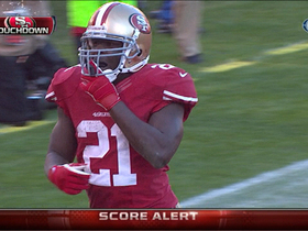 Video - Frank Gore 1-yard TD and breaks San Francisco 49ers rush TD record