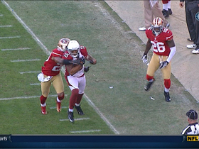 Video - Arizona Cardinals wide receiver Michael Floyd 53-yard gain