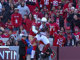 Video - Arizona Cardinals wide receiver Michael Floyd 37-yard TD