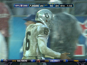 Video - Oakland Raiders wide receiver Denarius Moore 5-yard TD catch
