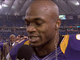 Watch: Peterson: 'I didn't focus on the record'