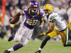 Video - Packers vs. Vikings highlights