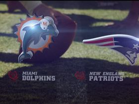 Video - Miami Dolphins vs. New England Patriots highlights