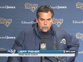 Video - Rams postgame press conference