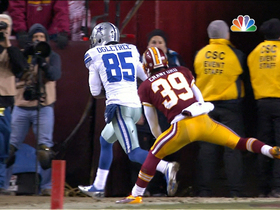 Video - Dallas Cowboys WR Kevin Ogletree 10-yard TD catch