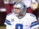 Watch: Romo throws third INT of the night