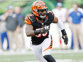 Video - Week 17: Vontaze Burfict highlights