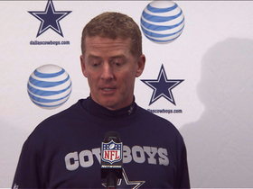 Video - Garrett ready to learn from loss