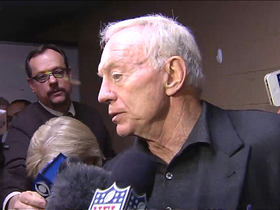 Video - Jerry Jones disappointed after loss