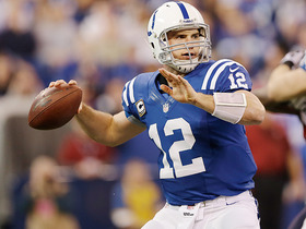 Video - Can Andrew Luck lead Indianapolis Colts to a playoff victory?