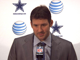Video - Dallas Cowboys QB Tony Romo on loss: 'It stings'