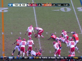 Watch: Chiefs defense, fumble recovery