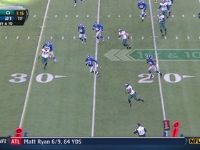 Watch: QB Vick to RB McCoy, 36-yd, pass