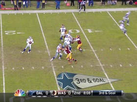 Watch: QB Romo to TE Witten, 9-yd, pass, TD