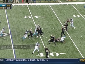 QB Brees to WR Moore, 39-yd, pass