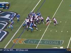 Watch: RB Forte, 1-yd, run, TD