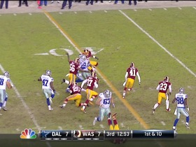 Watch: RB Murray, 21-yd, run