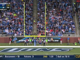 Mare, 40-yd FG