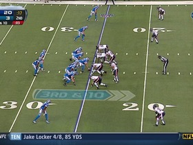 Watch: QB Stafford to WR Durham, 25-yd, pass, TD