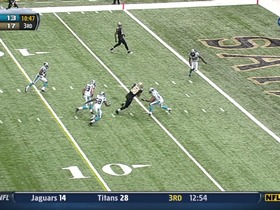 Watch: QB Brees to TE Graham, 19-yd, pass, TD