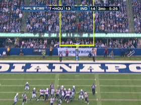 Graham, 37-yd FG