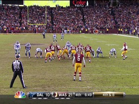 Watch: D Cowboys, 39-yd, punt return