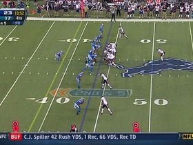 Watch: QB Cutler to WR Bennett, 28-yd, pass