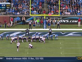Mare, 20-yd FG