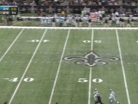 Watch: D Panthers, 69-yd, punt return