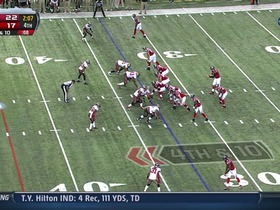 Watch: Buccaneers defense, 4th down failed
