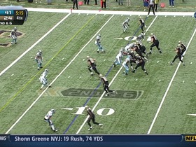 Watch: QB Brees to WR Colston, 9-yd, pass, TD