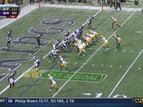 QB Rodgers to WR Nelson, 2-yd, pass, TD