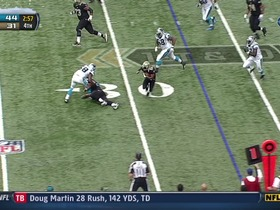 Watch: QB Brees to RB Sproles, 33-yd, pass, TD