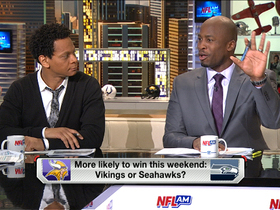 Video - Vikings or Seahawks more likely to win this weekend?