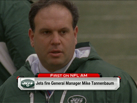 Video - Mike Tannenbaum out as New York Jets GM