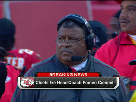 Video - Chiefs fire Romeo Crennel, no final decision on Scott Pioli