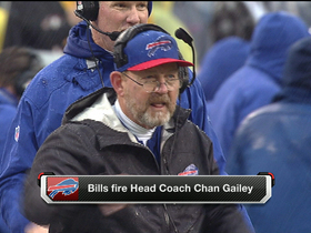 Video - Gailey out as Bills head coach