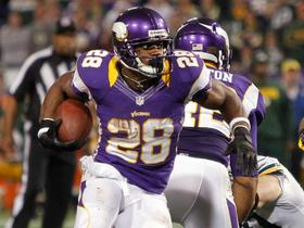 Video - Drive of the Week: Peterson leads Vikings to playoffs