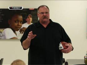 Video - Andy Reid: 'Sometimes change is good'