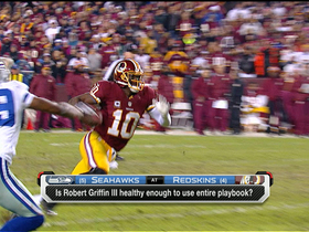 Video - Do you still believe in Washington Redskins QB Robert Griffin III?