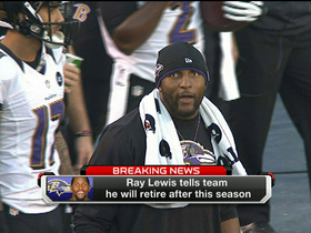 Video - Ray Lewis to retire at end of season