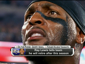 Video - Baltimore Ravens will try to win it all for Ray Lewis